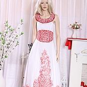 Свадебный салон ручной работы. Ярмарка Мастеров - ручная работа Свадебное платье по мотивам Роданы. Handmade.