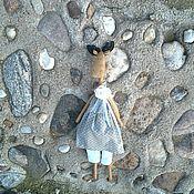 Куклы и игрушки ручной работы. Ярмарка Мастеров - ручная работа Лосик Боня. Handmade.