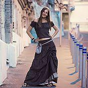 Одежда ручной работы. Ярмарка Мастеров - ручная работа Костюм в стиле бохо. Хитана 2). Handmade.