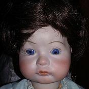 винтажная,характерная кукла