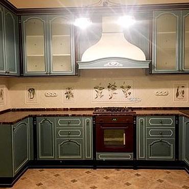 Diseño y publicidad manualidades. Livemaster - hecho a mano Apron for kitchen