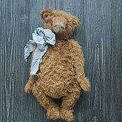 Куклы и игрушки ручной работы. Ярмарка Мастеров - ручная работа Михаил , медведь тедди. Handmade.