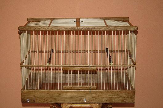 """Для других животных, ручной работы. Ярмарка Мастеров - ручная работа. Купить Клетка """"Московка"""". Handmade. Клетка для птиц, клетка"""
