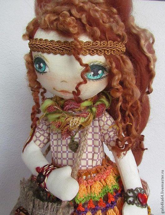 Человечки ручной работы. Ярмарка Мастеров - ручная работа. Купить Кукла БЭЛЛкА. Handmade. Белка, ручная работа, рыжий, шерсть