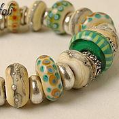 Украшения handmade. Livemaster - original item Bracelet early spring. Handmade.