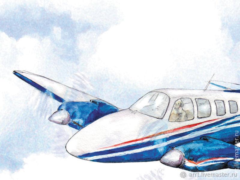 Поздравительные открытки для летчиков, тете юбилей