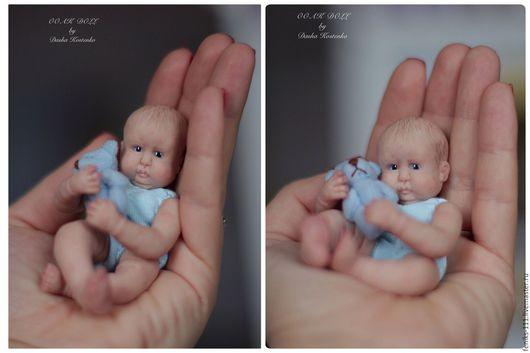 Куклы-младенцы и reborn ручной работы. Ярмарка Мастеров - ручная работа. Купить ООАК Гаврюша!. Handmade. Комбинированный, мини
