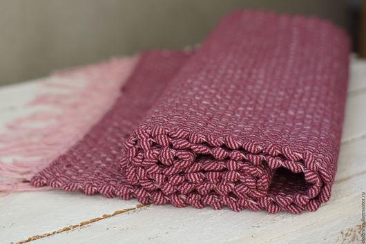 Текстиль, ковры ручной работы. Ярмарка Мастеров - ручная работа. Купить Домотканая дорожка, коврик 007. Handmade. Домотканый ковер