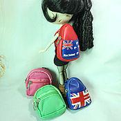 Материалы для творчества ручной работы. Ярмарка Мастеров - ручная работа Рюкзаки и сумки для кукол и игрушек (большие). Handmade.