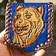 Purse handmade 'Bear' - color. Wallets. schwanzchen. Online shopping on My Livemaster.  Фото №2