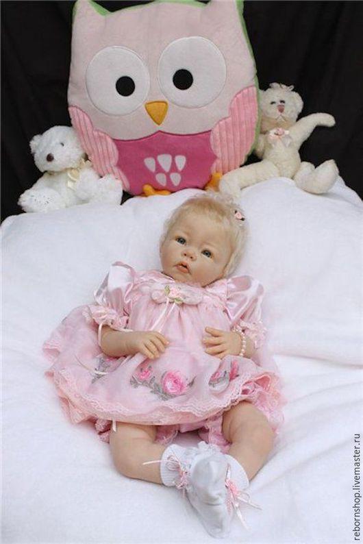 Куклы и игрушки ручной работы. Ярмарка Мастеров - ручная работа. Купить Молд Luca от Elly Knoops. Handmade. Молд, реборнинг