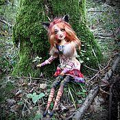 Куклы и игрушки ручной работы. Ярмарка Мастеров - ручная работа Норна. Handmade.