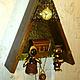 """Часы для дома ручной работы. Ярмарка Мастеров - ручная работа. Купить Часы """"Достаток"""". Handmade. Часы настенные, подарок на новый год"""