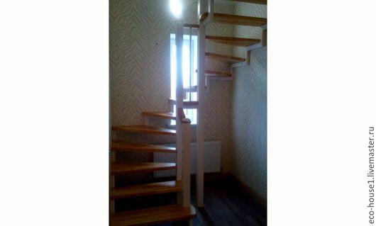 Интерьерные слова ручной работы. Ярмарка Мастеров - ручная работа. Купить Воздушная лестница 2. Handmade. Лестница, краска, сосна