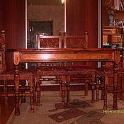 Для дома и интерьера ручной работы. Ярмарка Мастеров - ручная работа столовый набор. Handmade.