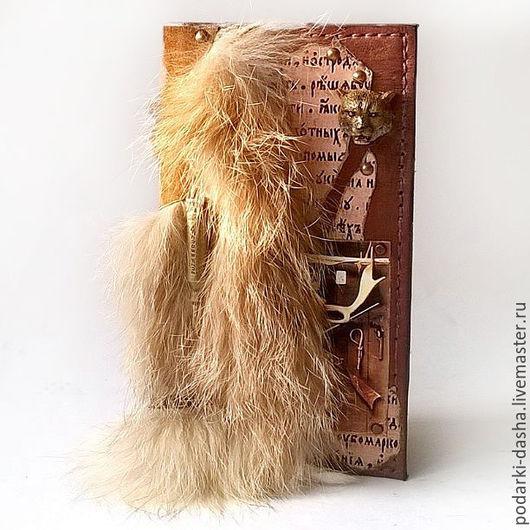 Подарки для мужчин, ручной работы. Ярмарка Мастеров - ручная работа. Купить Портмоне охотничье, мужское натуральная кожа. Handmade. Кожаный
