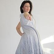 """Одежда ручной работы. Ярмарка Мастеров - ручная работа Платье """" Luxury gray"""". Handmade."""