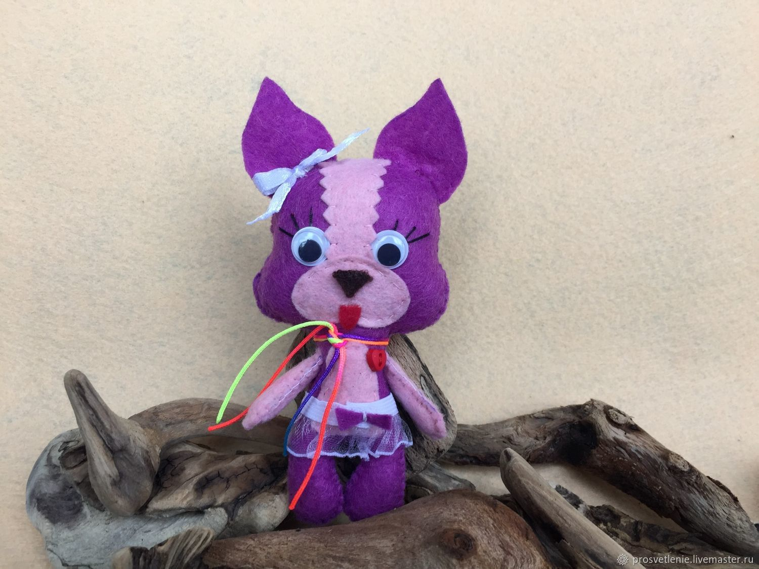 The dog toy is a symbol of 2018 talisman pendant in the car shop to buy a toy handmade symbol of 2018 at the fair masters buycottarizona Gallery