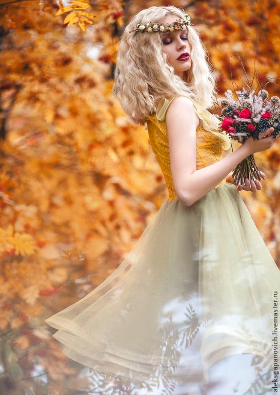 Купить Платье Осень