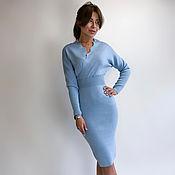 Одежда handmade. Livemaster - original item Dress In office. Handmade.