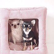 Для домашних животных, ручной работы. Ярмарка Мастеров - ручная работа Кубик. Handmade.