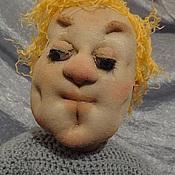 Куклы и пупсы ручной работы. Ярмарка Мастеров - ручная работа Вася. Не пришла.... Handmade.