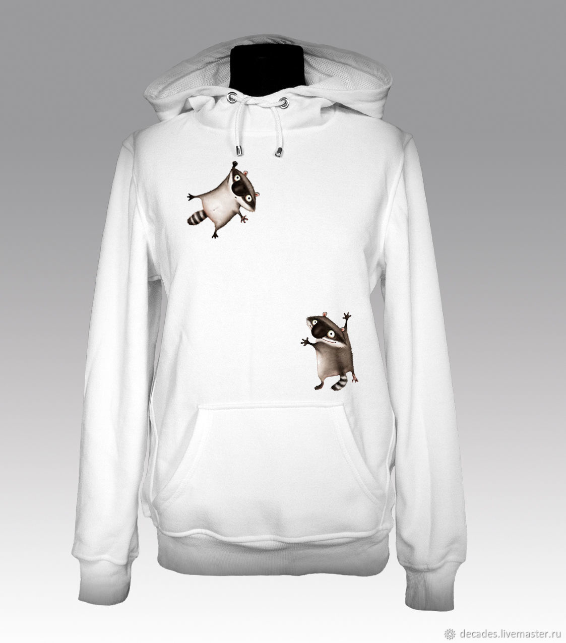 Hoodie Guys raccoons, Sweater Jackets, Moscow,  Фото №1