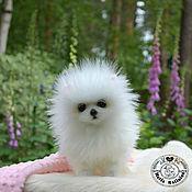 Куклы и игрушки handmade. Livemaster - original item Puppy Spitz Flafi. Handmade.