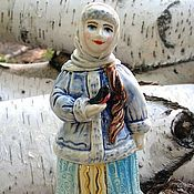 Сувениры и подарки handmade. Livemaster - original item The bell is the author`s
