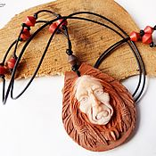 Amulet handmade. Livemaster - original item Pendant - talisman