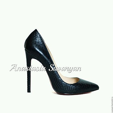 Обувь ручной работы. Ярмарка Мастеров - ручная работа Туфли женские ( работа на заказ ). Handmade.