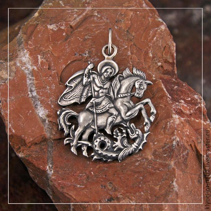 иконки из серебра: