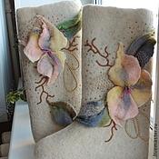 Обувь ручной работы. Ярмарка Мастеров - ручная работа валенки , валенки дизайнерские , обувь ручной работы, зимняя обувь. Handmade.
