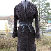 Одежда ручной работы. Ярмарка Мастеров - ручная работа Пальто из мериноса (кардиган). Handmade.