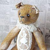 """Куклы и игрушки ручной работы. Ярмарка Мастеров - ручная работа Мини-мишка """"Орнелло"""". Handmade."""