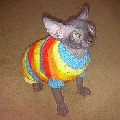 Для домашних животных, ручной работы. Ярмарка Мастеров - ручная работа Одежда для котят. Handmade.