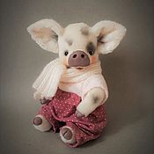 Stuffed Toys handmade. Livemaster - original item Ludwig. Handmade.