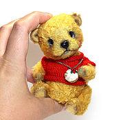 Куклы и игрушки ручной работы. Ярмарка Мастеров - ручная работа Мой любимый мишка. Handmade.