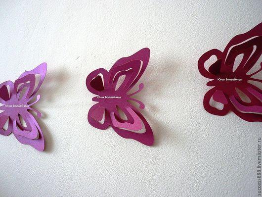 оригинальная гирлянда из бабочек, украшение зала, украшение для интерьера, аксессуары для фотосессий