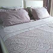 Для дома и интерьера handmade. Livemaster - original item Bed linen linen