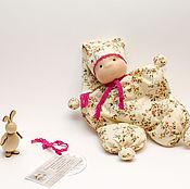 Куклы и игрушки handmade. Livemaster - original item Doll butterfly, komforter. Handmade.