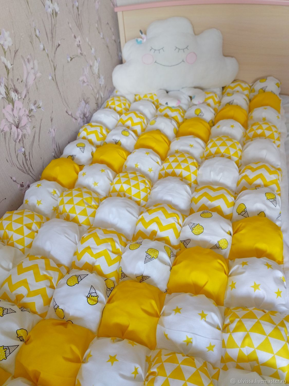 Детское одеяло: бомбон, Одеяла, Москва,  Фото №1