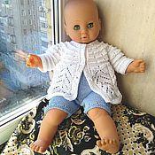Работы для детей, handmade. Livemaster - original item Summer set of clothes for the kid from cotton. Handmade.