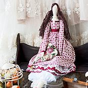 """Куклы и игрушки ручной работы. Ярмарка Мастеров - ручная работа Тильда """"Джейн"""". Handmade."""