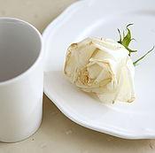 Для дома и интерьера ручной работы. Ярмарка Мастеров - ручная работа Скатерть бежевая с пропиткой. Handmade.