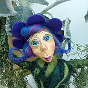 Куклы и игрушки handmade. Livemaster - original item Ooak Handmade doll , Art Doll , Flexible doll , Polymer clay doll , Co. Handmade.