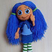 Doll houses handmade. Livemaster - original item Doll Blueberry. Handmade.