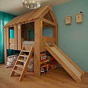 Для дома и интерьера ручной работы. Ярмарка Мастеров - ручная работа Лесной домик. Handmade.