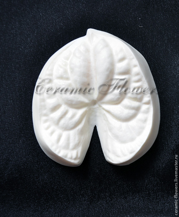 The texture of the petal of the Anthurium,a large, Molds for making flowers, Rostov-on-Don,  Фото №1
