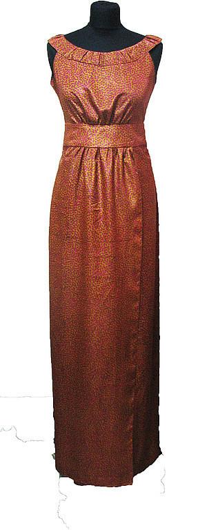 Платья ручной работы. Ярмарка Мастеров - ручная работа. Купить Летний шелковый сарафан. Handmade. Летний сарафан, цветочный